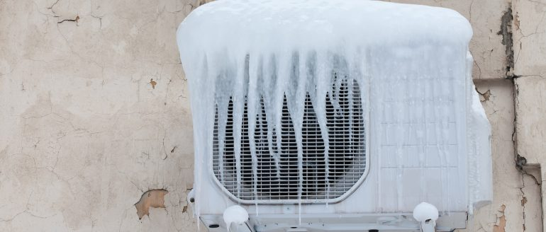 Is Your Commercial Air Conditioner Freezing Up? Here are 5 Common Causes